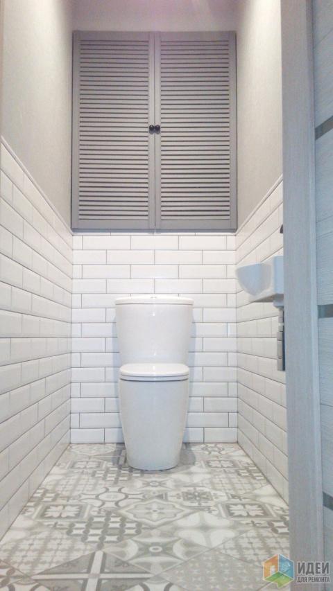 Мой первый ремонт. Часть 1. Туалет