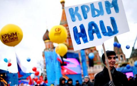 NI: «Крым никогда не был неотъемлемой частью Украины»