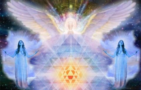 Портал Ангельской структуры. Его переходы для передачи энергий людям