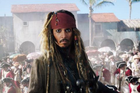«Пираты Карибского моря» лиш…