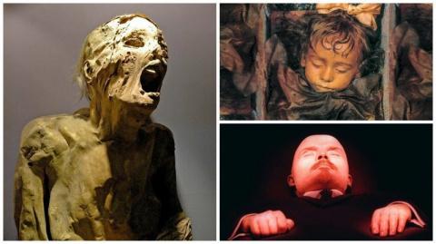 Самые известные мумии и самые загадочные истории