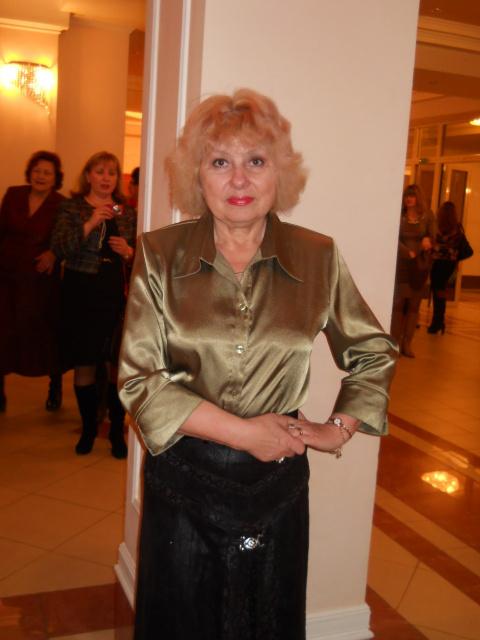 Нина колесникова (Бойцова)