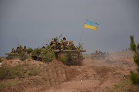 Украинские националисты рани…