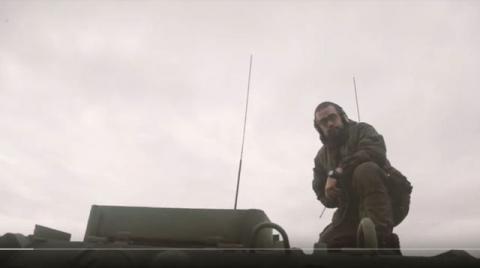 Максим Фадеев на тактических…
