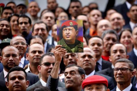 Воля миллионов против переворота