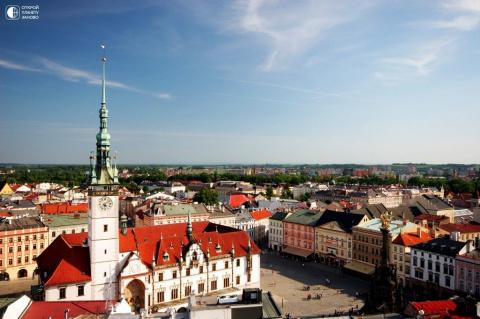 Оломоуц - один из старейших городов Чехии