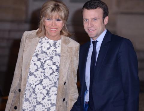 Президент Франции никогда не…
