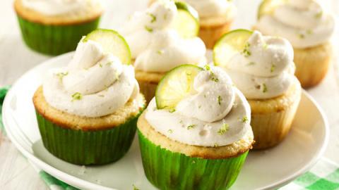 Капкейки «Мохито»: рецепт десерта от кондитера Бадди Валастро