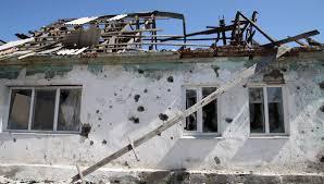 В Донецке огнем ВСУ поврежде…
