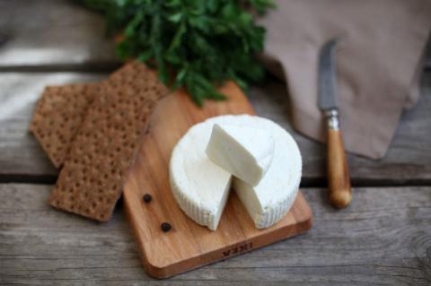 Как сделать адыгейский сыр дома за 1 час