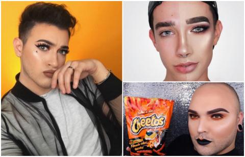 Не только для девочек: 5 парней, макияжу которых позавидует любая девушка