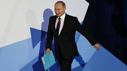 Путин процитировал Тору и назвал сверхзадачи будущего президента России