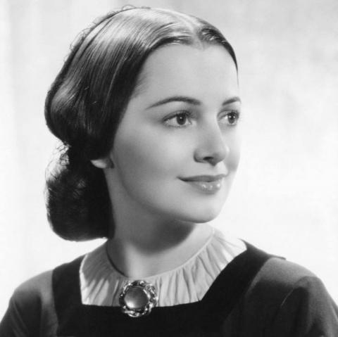 Единственная актриса из фильма «Унесенные ветром», которая осталась в живых. Ей 101 год, и недавно ее наградила королева Великобритании