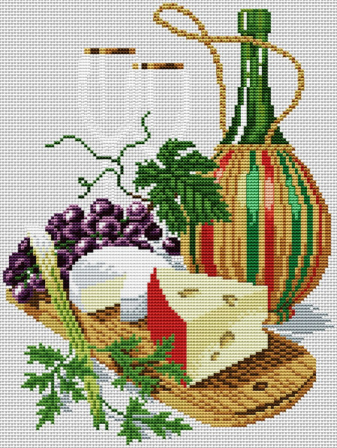 ВЫШИВАЙКА. Вышивка для кухни