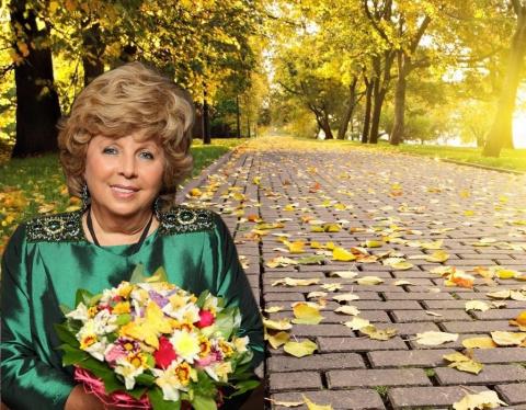Лариса Рубальская: Моя душа настроена на осень. 6 притч о близости Бога