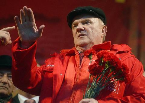 А займет ли Зюганов 2-е место?