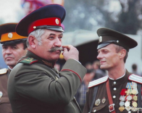 Казаки в Донбассе нагнали ст…