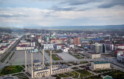 30 фотографий мирного Грозного, который не похож ни на один из российских городов