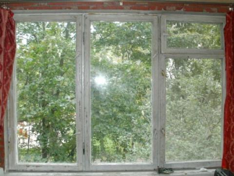 Если у вас пластиковые окна,…