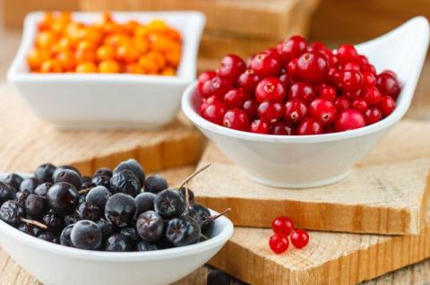 Для сердца и иммунитета. Какие осенние ягоды полезнее фруктов?