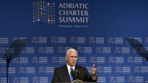 Трамп пугает балканские страны Кремлем