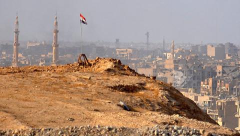 Новости Сирии. Сегодня 17 ян…
