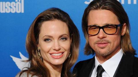 СМИ: Анджелина Джоли  и Брэд…