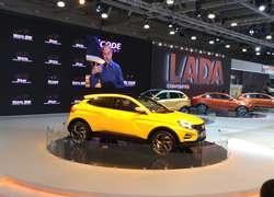 АВТОВАЗ впервые показал LADA XCODE