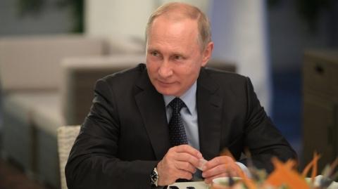 Путин получил необычное пред…