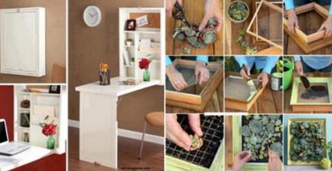 16 оригинальных идей для дом…