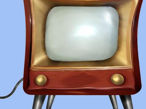 В Приморье девочку убил телевизор