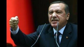 Конфликт обостряется: Эрдоган указал послу США на дверь!! 11.10.2017