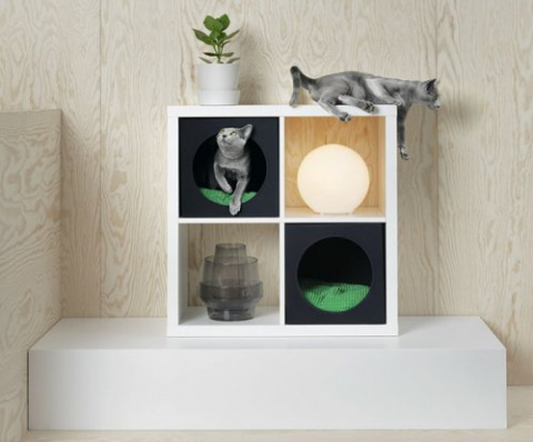 IKEA выпустила коллекцию меб…