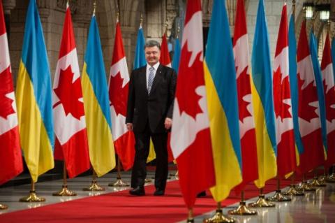 Канада сказала Украине своё …