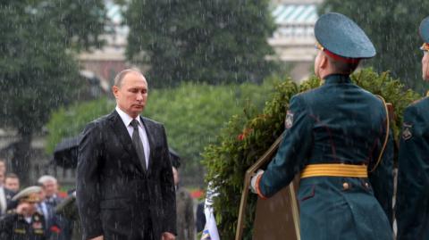 Daily Mail: Путин сохранил с…