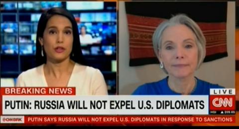 CNN о решении Кремля не высылать дипломатов США: Путин в своём стиле