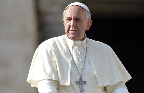 Папа Римский намекнул на грядущее раскулачивание России