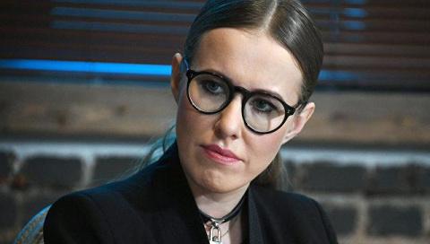 Собчак ответила Жириновскому, потребовавшему возбудить против нее дело