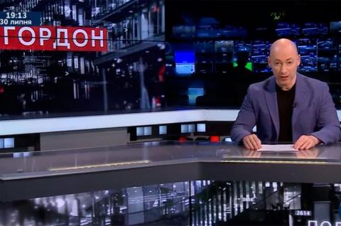 Глупый Гордон. Павел Шипилин