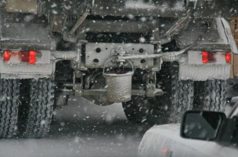 Почему на автомобиль вешают ведерко