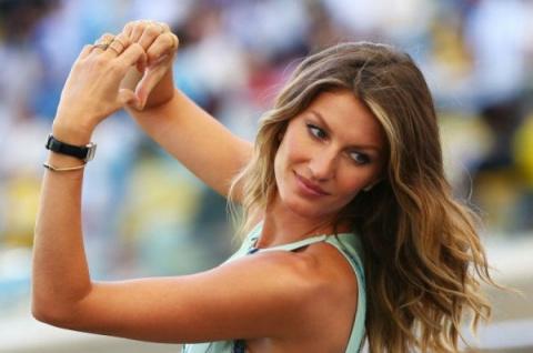 В сеть просочились интимные фото самой дорогой в мире модели