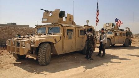 Контингент США вСирии подде…