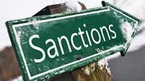 Санкции...