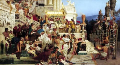 Певец античного мира