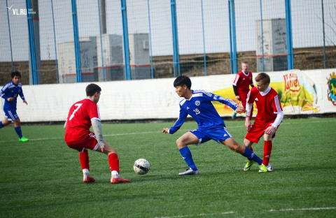 Международные соревнования по футболу среди детей пройдут во Владивостоке