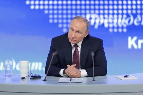 «Майские указы» Владимира Путина