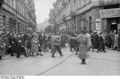 Еврейские гетто: театры, рес…