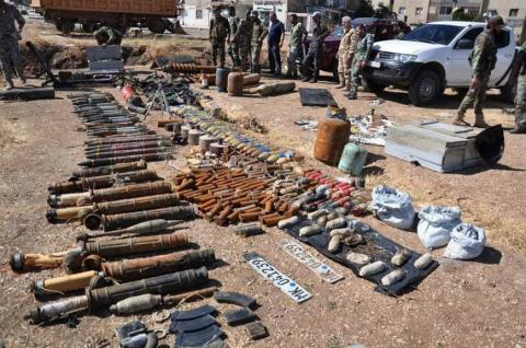 У боевиков ИГИЛ нашли израил…