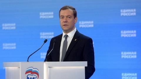 """Медведев: """"Нечего надеяться …"""