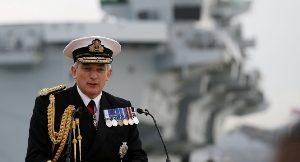 Британские военные корабли с…